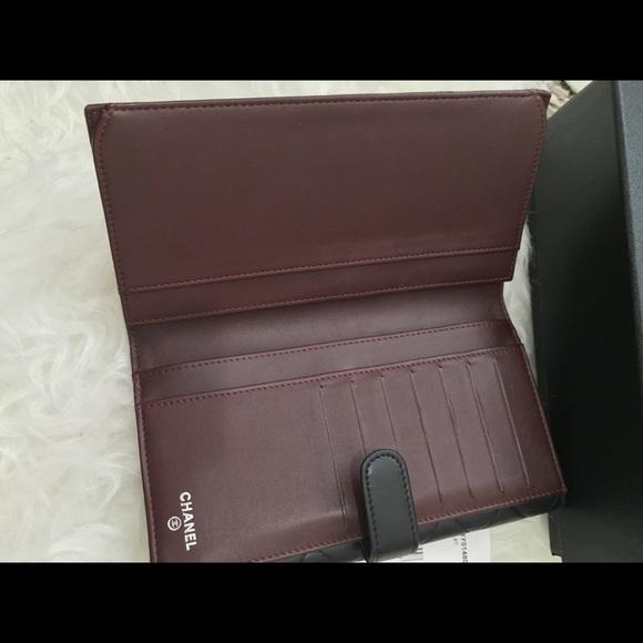 123107370911 CHANEL Bags | Classic Flap Wallet In Lambskin | Poshmark